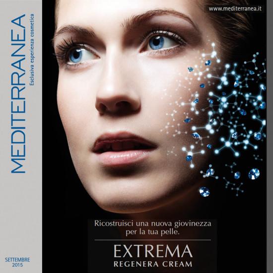 cover magazine Mediterranea Ottobre