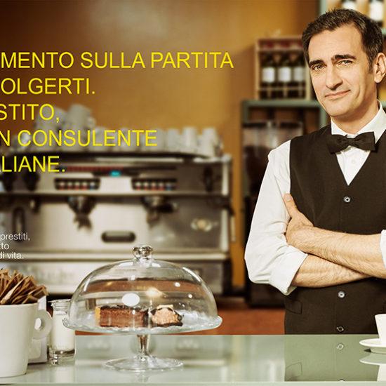 "Poste Italiane ""Prestiti Banco Posta"" – Matteo Cervati"